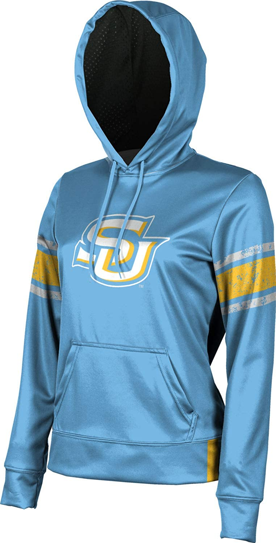 ProSphere Southern University Girls' Pullover Hoodie, School Spirit Sweatshirt (End Zone)