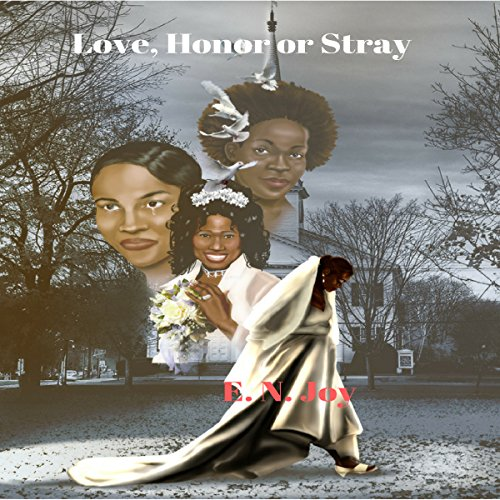 Love, Honor or Stray audiobook cover art