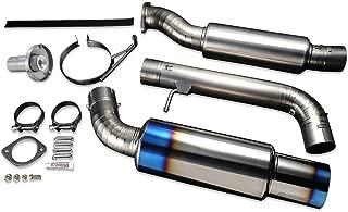 Tomei Expreme Ti Titanium Exhaust System for Nissan 370Z Z34 VQ37VHR - TB6090-NS02A