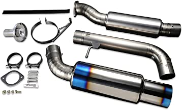 Tomei Expreme Ti Titanium Exhaust System for Nissan 370Z Z34 VQ37VHR - TB6090-NS02A