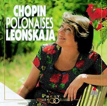 Chopin : Polonaise-fantaisie & 6 Polonaises
