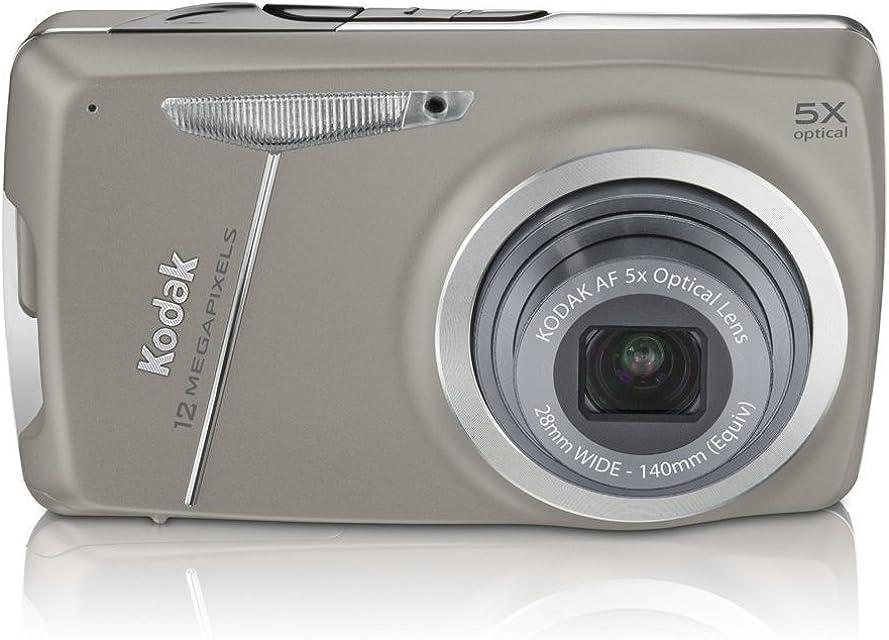 Kodak EasyShare M550 M550 + 4GB - Cámara Digital Compacta 12 MP (2.7 Pulgadas 5 millimeters)