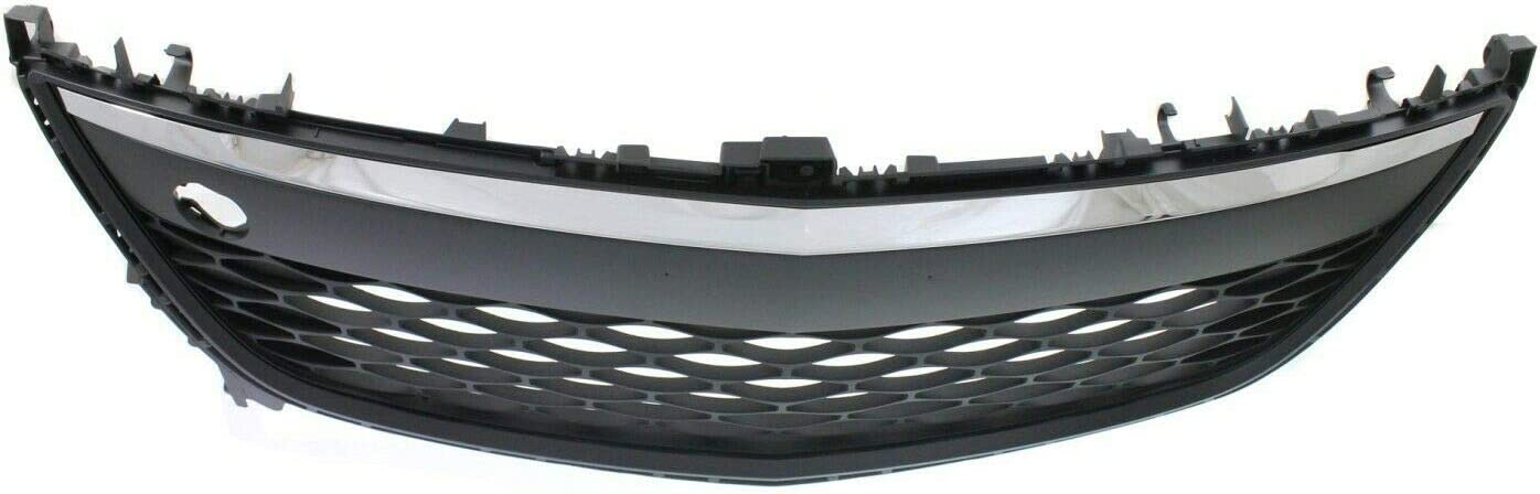 Garage-Pro Front Bumper Grille for MAZDA CX-7 2010-2012 Chrome