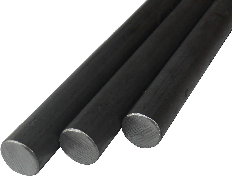 DIN 1013 B/&T Metall Rundstahl ST 37 Drm L/änge ca schwarz 0,5 m /Ø 25 mm gewalzt 500mm +0//-3 mm - Ma/ßtoleranzen nach DIN EN 10060 Stahl Rund Stahlwelle Stahl Rundstab Stahl Rundstange