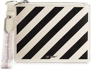 Luxury Fashion   Off-White Womens OWNA048F194230720210 White Clutch   Fall Winter 19