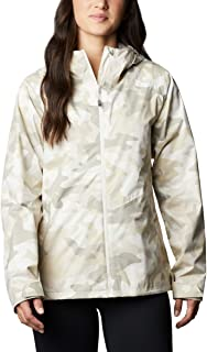 Columbia Women's Inner Limits II Rain Jacket, Waterproof & Breathable