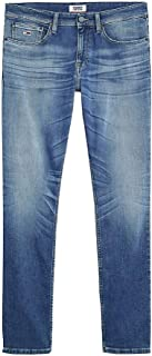 Tommy Jeans Men's Scanton Slim Wstrmd Straight Jeans