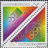 Prophila Collection Hungría 4347-4348K (Completa.edición.) Pareja capicúa 1995 filatelia (Sellos para los coleccionistas) Juegos Olímpicos