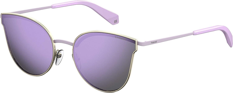 Denver Mall Polaroid NEW before selling Sunglasses Women's Oval S Pld4056