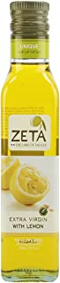 Zeta Extra Virgin Olive Oil with Lemon 8.5fl oz. Pack of 3