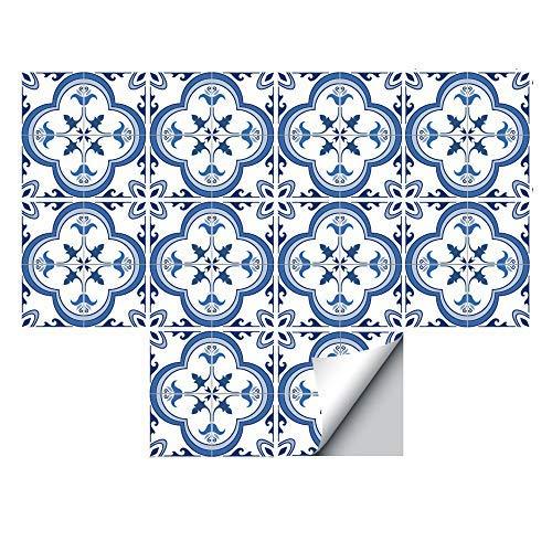 Floor Wall Tile Transfers Sticker for Home Decor, Peel & Stick...