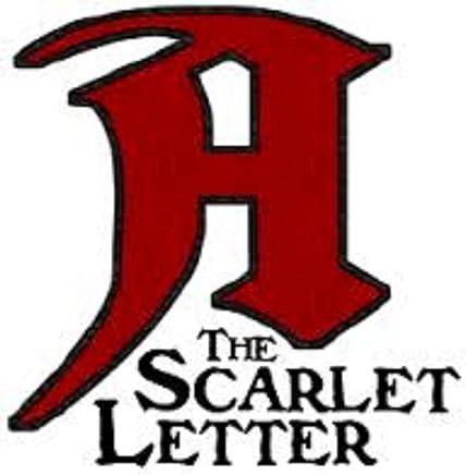 Image result for scarlet letter clipart