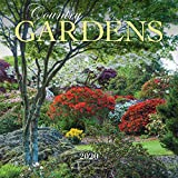 Country Gardens 2020 12 x 12 Inch Monthly Square Wall Calendar by Wyman Publishing, Gardening Outdoor Home Nature