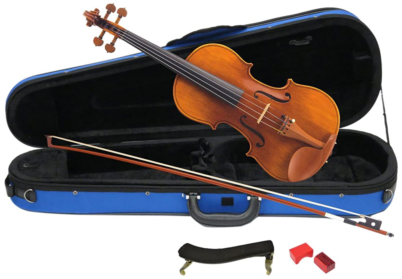 熱心なフィードオンピクニックカルロジョルダーノ  バイオリンアウトフィット VS-2C 4/4 あおケース