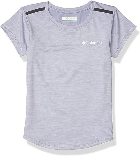 Columbia Kinder Kurz/ärmeliges T-Shirt f/ür Jugendliche Ranco Lake