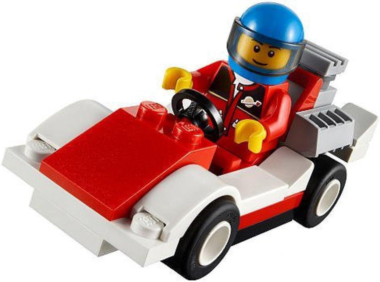 LEGO City  Voiture De Course Jeu De Construction 30150 (Dans Un Sac)