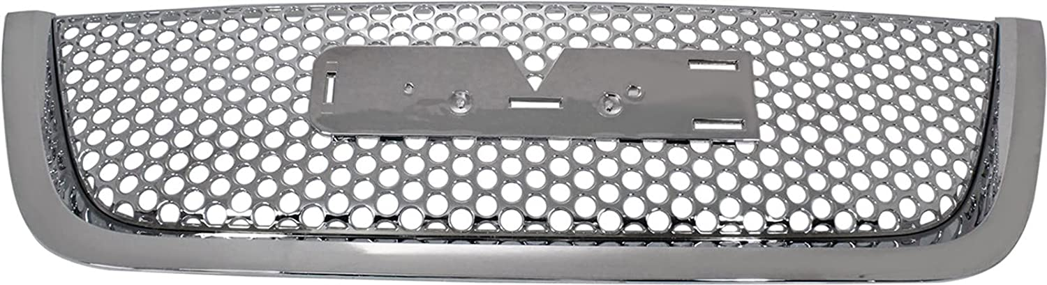 BAP for Acadia 11-12 Grille Chrome Insert and Mod Denali Shell New arrival SALENEW very popular