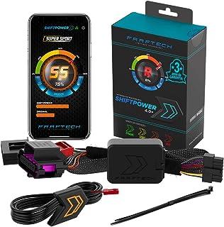 Modulo Acelerador Compass 2017 a 2021 Shiftpower App Bluetooth FT-SP02+