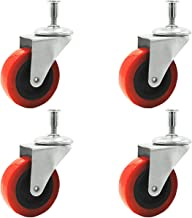 Best snap on replacement casters Reviews