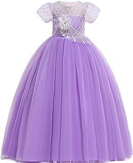 Surprise S Summer Princess Sleeveless Dress Girls Wedding Dress, Girls Temperament,Dress 5 14Yrs Its Beautiful.