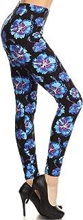 Women's Ultra Soft High Waist Fashion Leggings BAT1