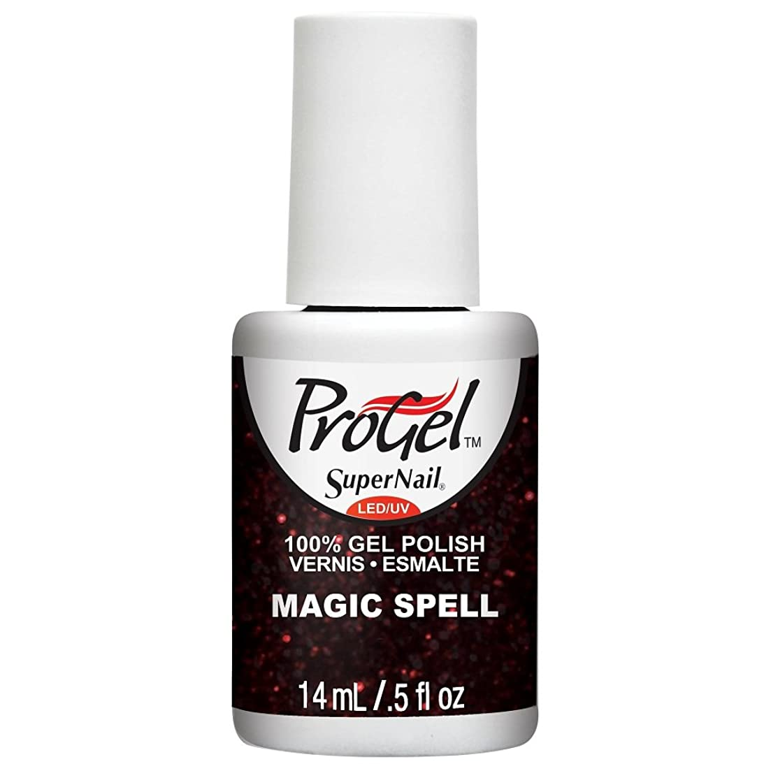 リズム別々にメダルSuperNail ProGel Gel Polish - Magic Spell - 0.5oz / 14ml