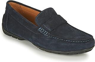 Geox U Moner A, Loafer Flat Homme