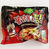 湯麺 40個 韓国 食品 ラーメン プルタック プルダッグ ブルダッグ ぶるだっく