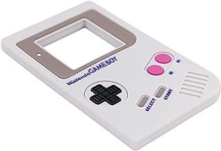 Bumkins Silicone Teether, Nintendo Textured, Soft, Flexible, Sensory, Gum Soothing – Game Boy