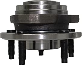 [NO ABS] Front Driver or Passenger Side Complete Wheel Hub and Bearing Assembly - Chevy Malibu Pontiac G6 NO ABS