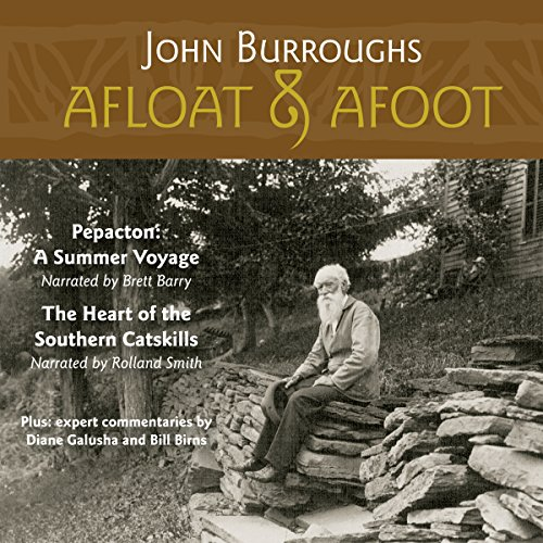 Afloat & Afoot audiobook cover art