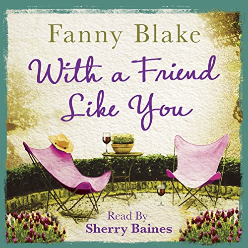 With a Friend Like You audiobook cover art