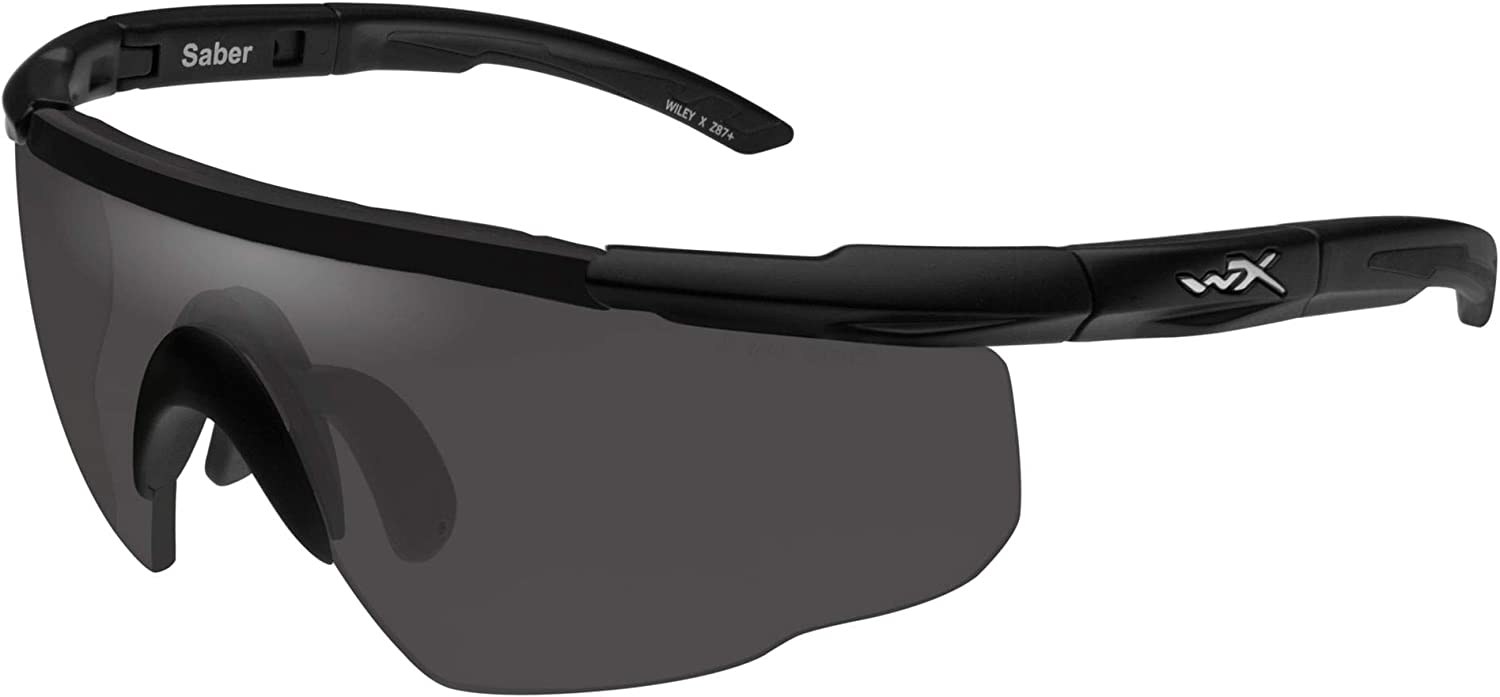 Wiley Classic X Saber Advanced Shooting for Safety Sunglasses Glasses Free shipping / New M