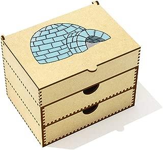 Azeeda  Igloo  Vanity Case Makeup Box  VC00020531