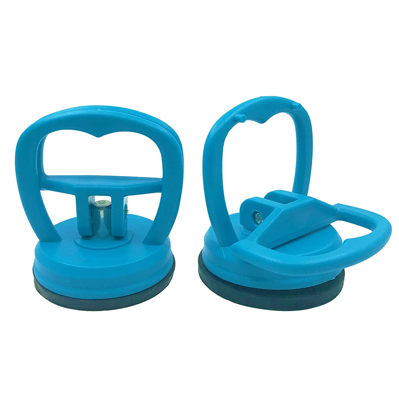 Arayker Screen Suction Cups Phone and Computer Screen Opening Tool for Open Cellphone, iMac, MacBook, iPad, Laptops, Tablets PC Screen, LCD Screen Opening and Removal Suction Cup - 2Pack, Blue
