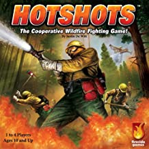 Fireside Games Hotshots Board Game - Board Games for Families - Board Games for Kids 7 and up