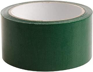 Yofo farbigen High Qualität Premium Panzerband Heavy Duty Gaffer Tape Wasserdicht selbstklebend Reparatur Buchbinden Tuch Klebeband 5 cm x 10 m, grün