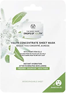 The Body Shop Drops Of Youth Concentrate Facial Sheet Mask