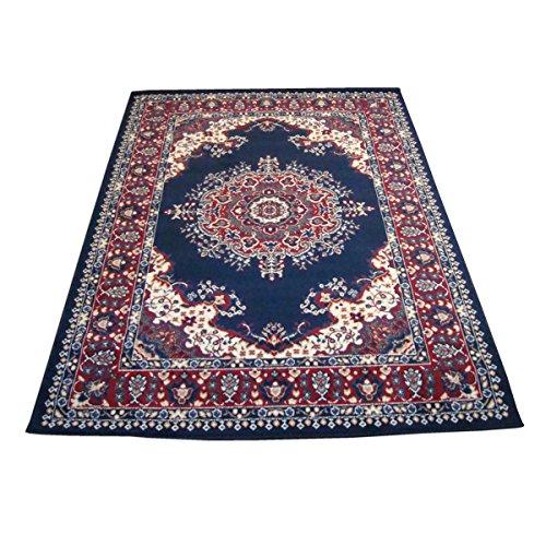 WEBTAPPETI.IT Tappeto Classico Tappeto Orientale Economico Persian 4480-BLU cm.140x200