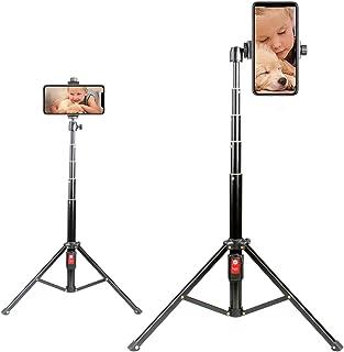 TECHVIDA Mobile Selfie Stick Bluetooth Live Stand Selfie Desktop Tripod Stand