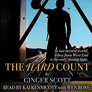 The Hard Count                   Written by:                                                                                                                                 Ginger Scott                               Narrated by:                                                                                                                                 Kai Kennicott,                                                                                        Wen Ross                      Length: 11 hrs and 6 mins     1 rating     Overall 5.0