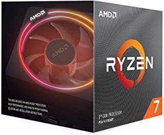 AMD Ryzen 7 3700X with Wraith Prism cooler 3.6GHz 8コア / 16スレッド 36MB 65W 100-100000071BOX 【3年保証】 [並行輸入品]