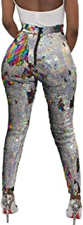 Best silver sequin trousers Reviews