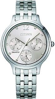 Citizen Women's Quartz Standard Stainless Steel Analog Watch - ED8180-52X