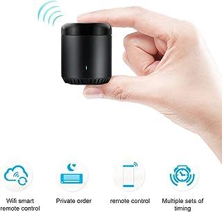 【Amazon Alexa,Google Home対応】スマートホーム対応 RM Mini3 汎用 リモート WiFi IRコントロールハブ スマ―ト家電コントローラ