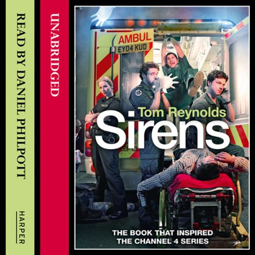 Sirens audiobook cover art