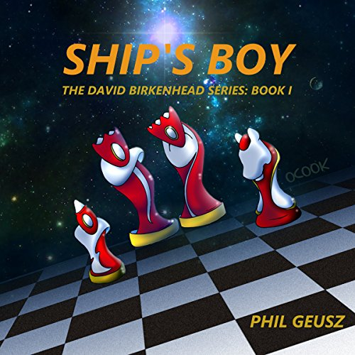 Ship's Boy audiobook cover art