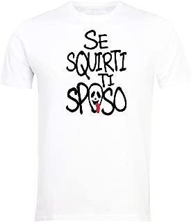 REITANO GROUP T-Shirt Tshirt andr/à Tutto Bene Maglietta Maglia Donna Ragazza Stampata Scritte Divertenti TD45