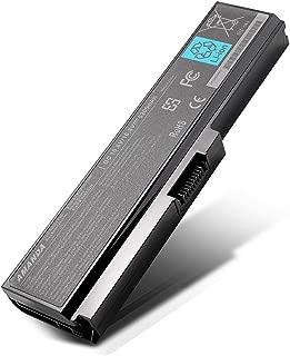 Amanda PA3817U-1BRS Battery 10.8V 5200mAh Replacement for Toshiba Satellite C655 L600 L675 L700 L750 L755 M640 M645 P745 Seris Laptop PA3816U-1BRS PA3817U-1BAS PA3819U-1BRS PABAS228 6-Cell