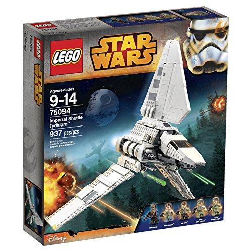 LEGO Star Wars Imperial Shuttle Tydirium 75094 Building Kit by LEGO